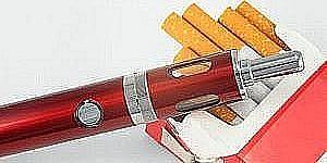 e-Zigarette und Tabakzigaretten