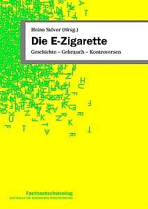 "Buchcover ""Die E-Zigarette"""