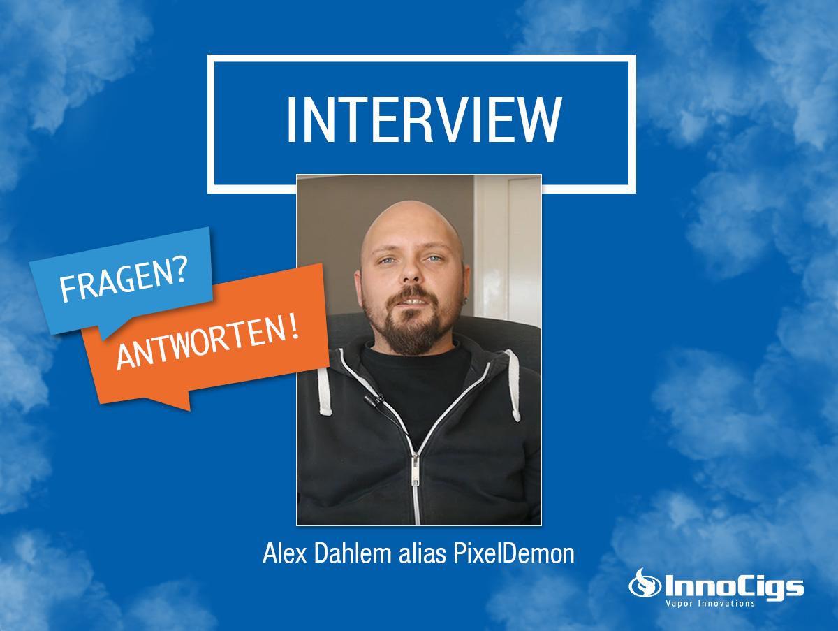 Interview: Im Gespräch mit Vlogger Alex alias PixelDemon