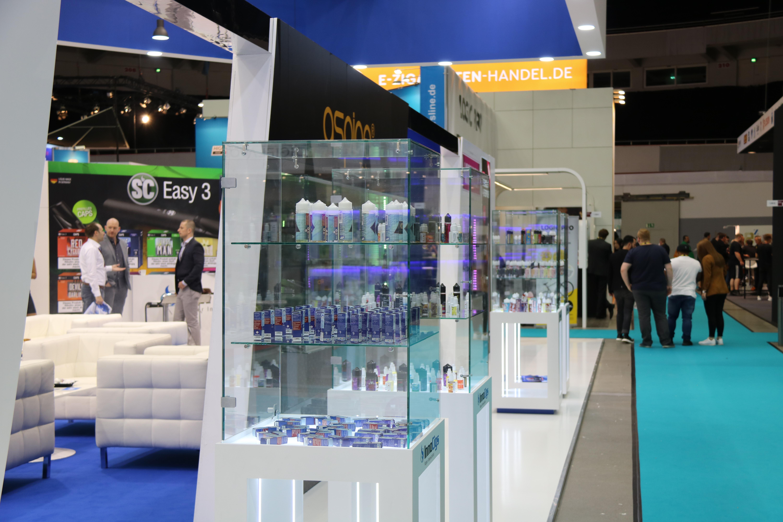 E-Zigaretten- & Dampfermessen 2019 in Deutschland