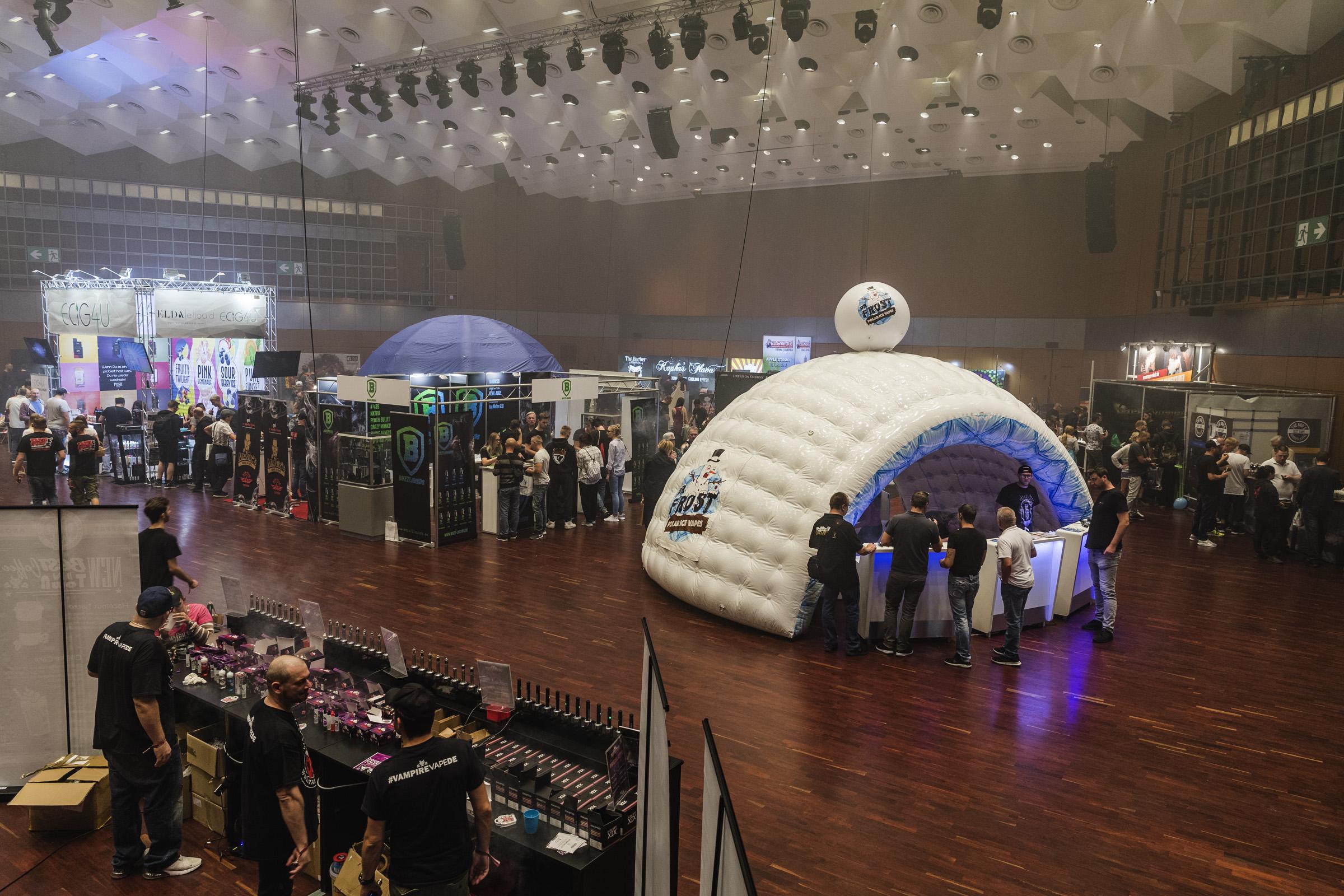 MyVape Dampfermesse 2019