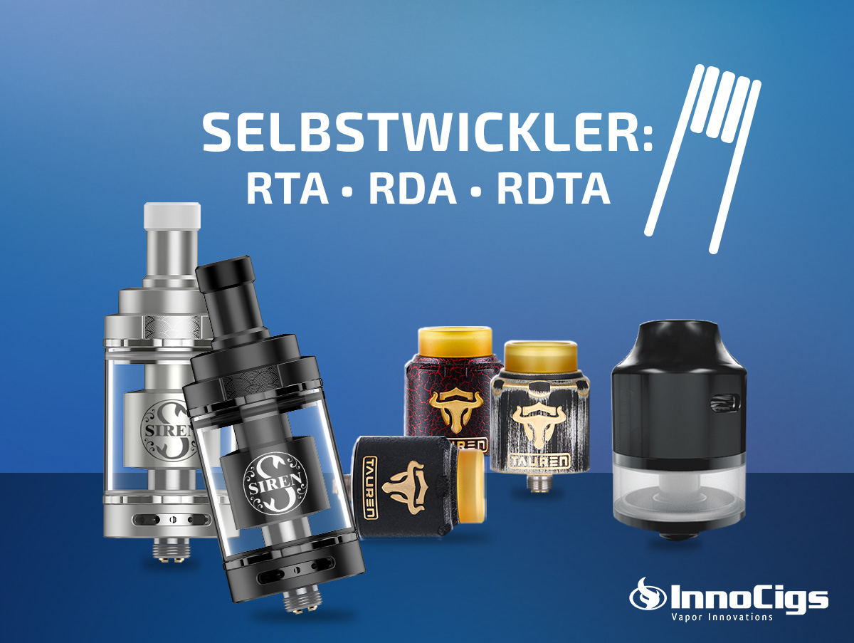 What the Deck? RDA, RTA, RDTA - Ein Überblick