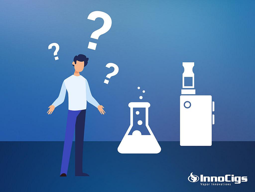 Droht durch Zusatzstoffe in Liquids wie Sucralose oder Triacetin Gefahr?