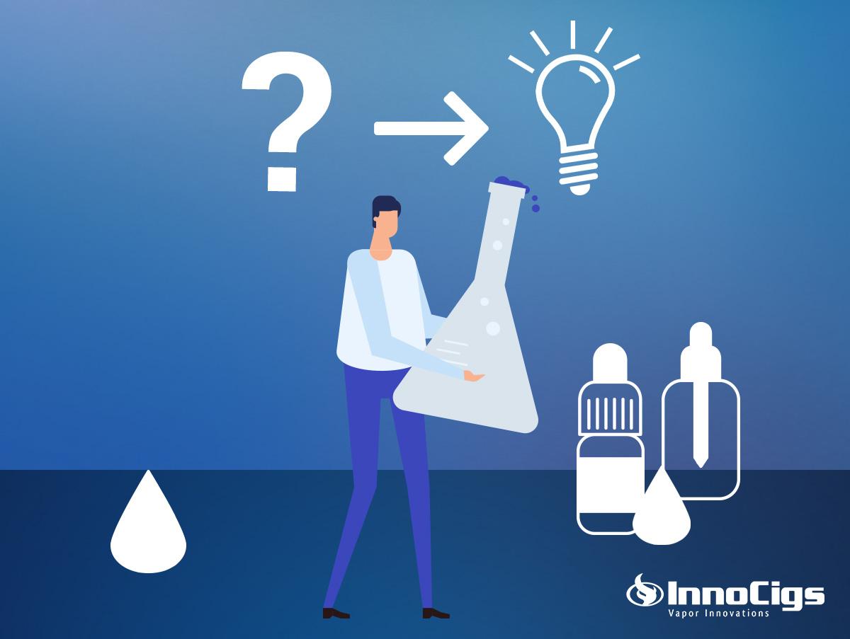 Blogpost: Liquid selbst mischen - Wie funktioniert das?