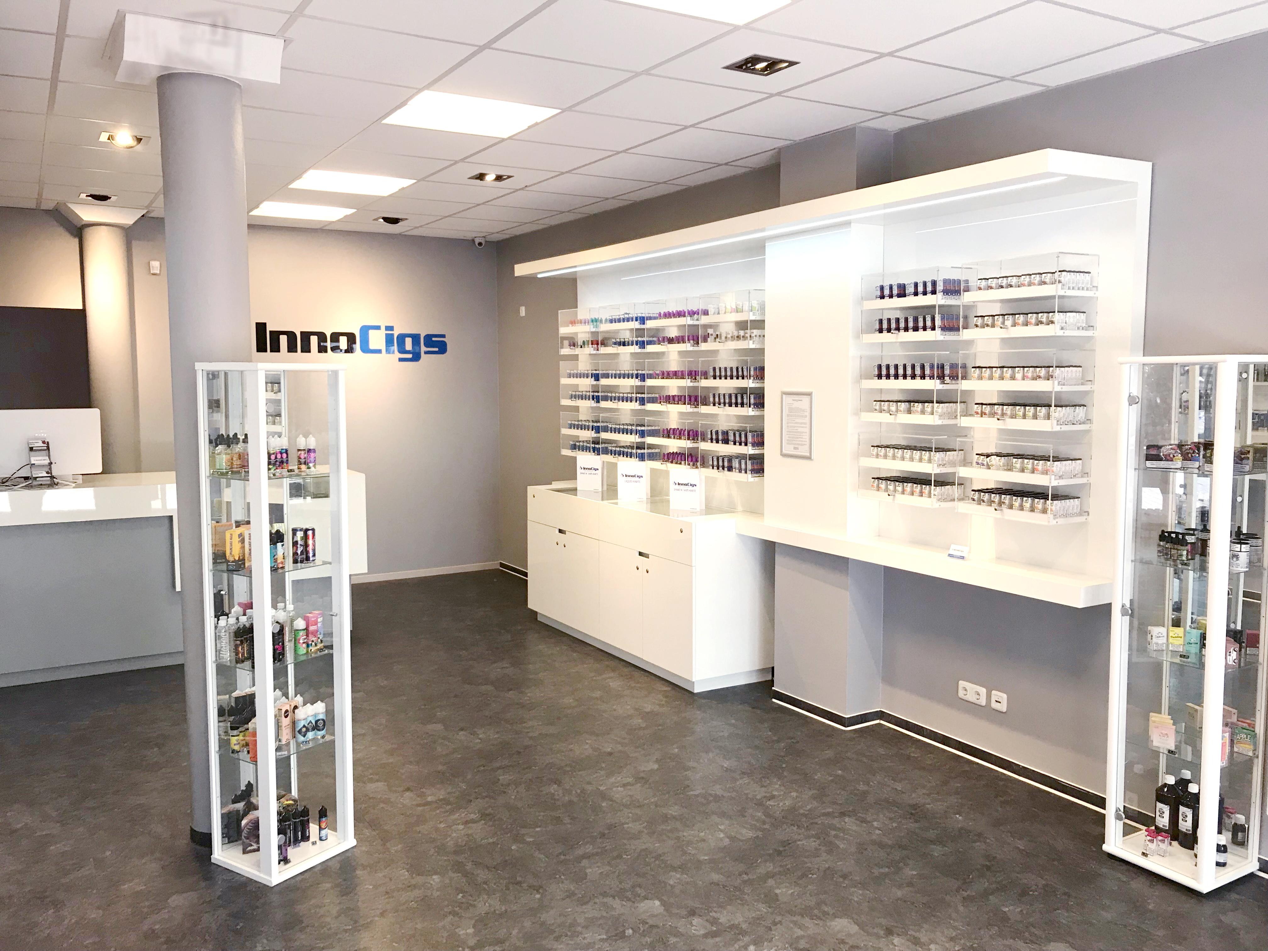 InnoCigs E-Zigaretten Stores