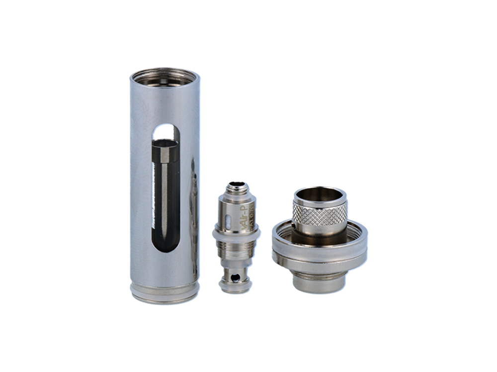Clearomizer Set by VapeOnly - vPipe III - 1,2ml