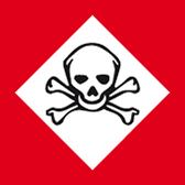 Giftig bei Verschlucken