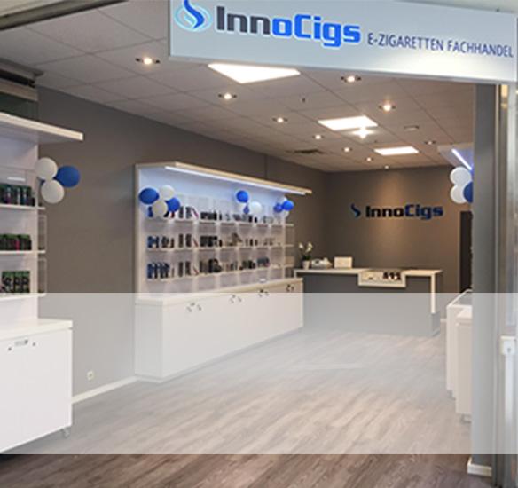 E-Zigaretten Fachhandel